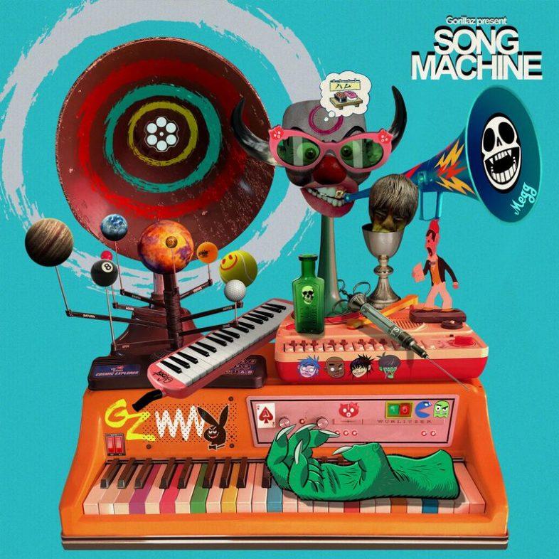 """Recensione: GORILLAZ – """"Song Machine: Season One – Strange Timez"""""""