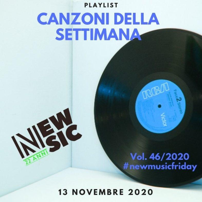CANZONI DELLA SETTIMANA: le nuove uscite discografiche (13 Novembre) New Music Friday
