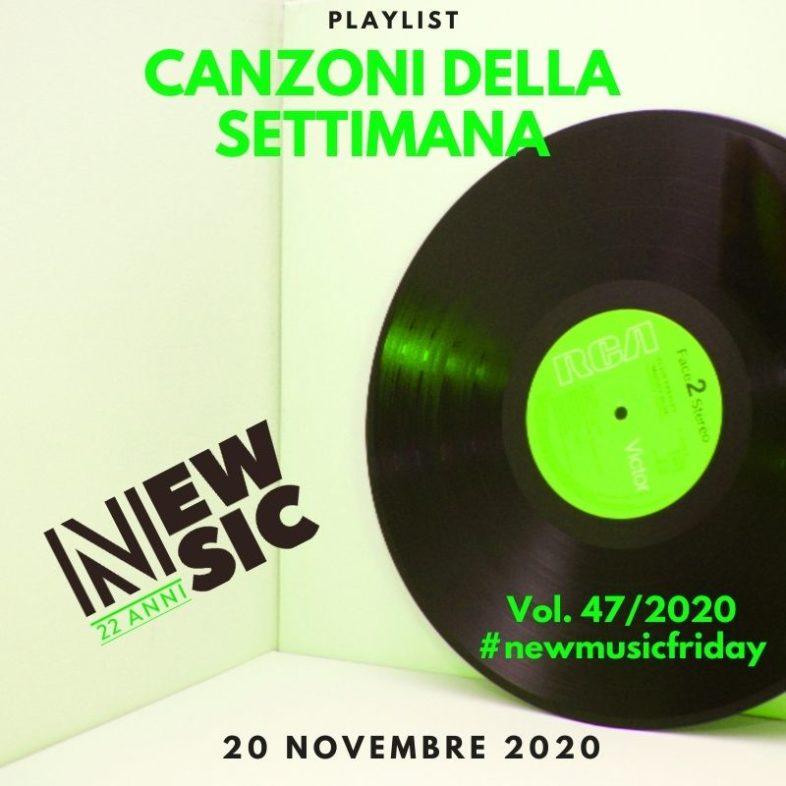 CANZONI DELLA SETTIMANA: le nuove uscite discografiche (20 Novembre) New Music Friday