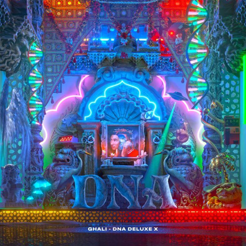 GHALI nuova versione deluxe di DNA con due brani inediti