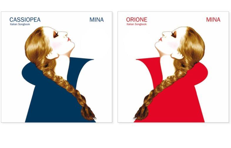 """MINA: """"Cassiopea"""" e """"Orione"""" le prime due antologie del progetto """"Italian Songbook"""""""