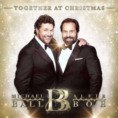 UK ALBUM: N.ro 1 <br>MICHAEL BALL & ALFIE BOE – Together At Christmas