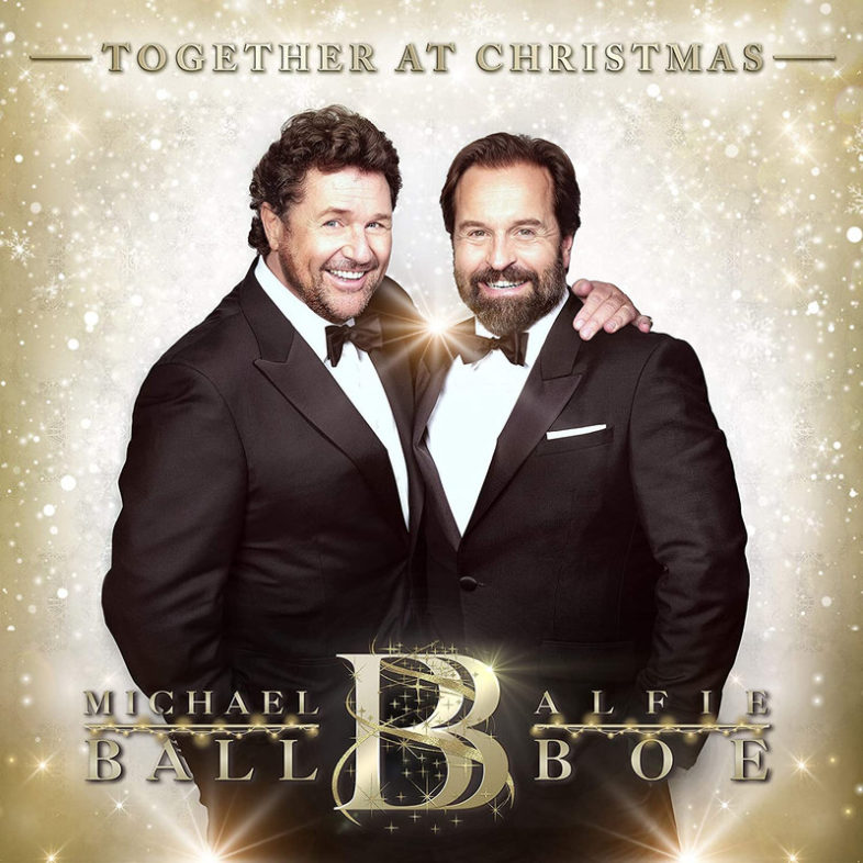UK ALBUM: N.ro 1 <br>MICHAEL BALL & ALFIE BOE – Together At Christmas