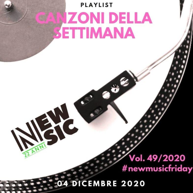 CANZONI DELLA SETTIMANA: le nuove uscite discografiche (04 Dicembre) New Music Friday