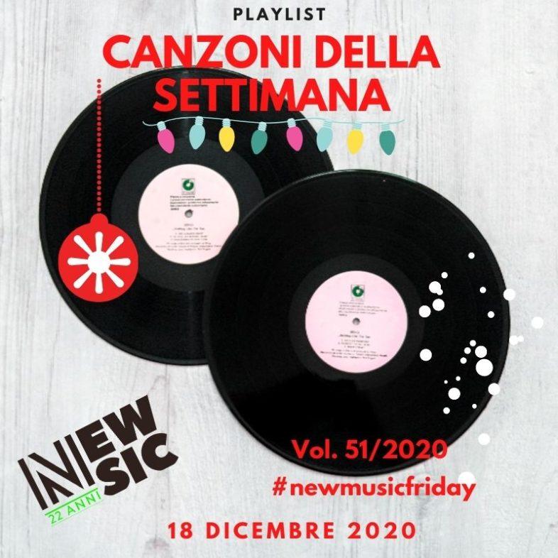 CANZONI DELLA SETTIMANA: le nuove uscite discografiche (18 Dicembre) New Music Friday