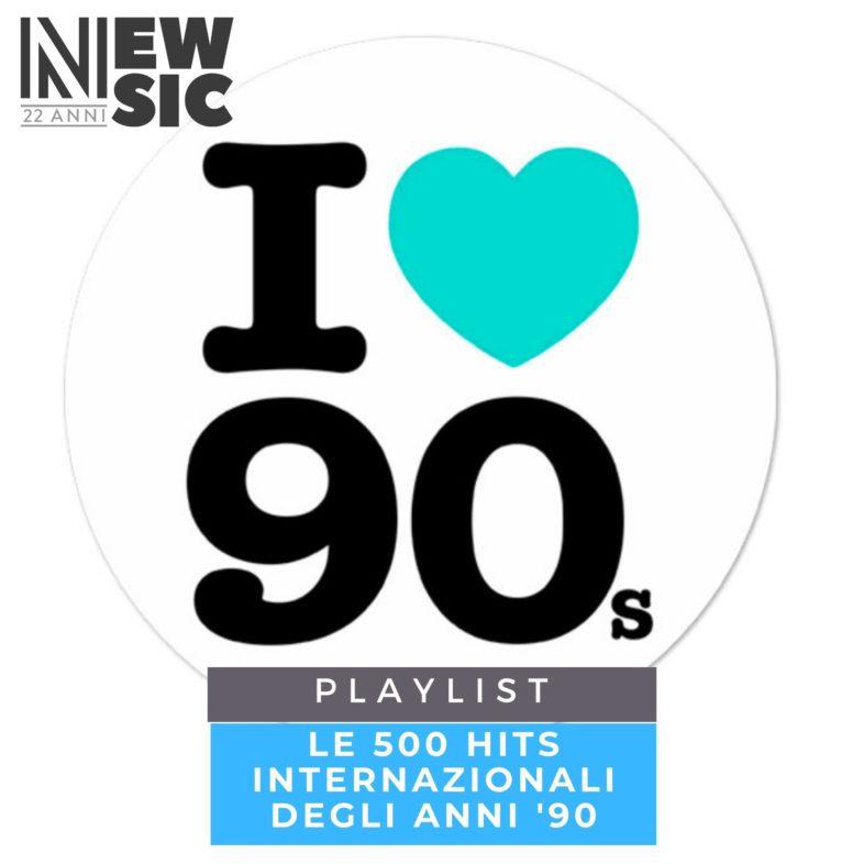 Playlist: Le 500 Hits internazionali degli anni '90