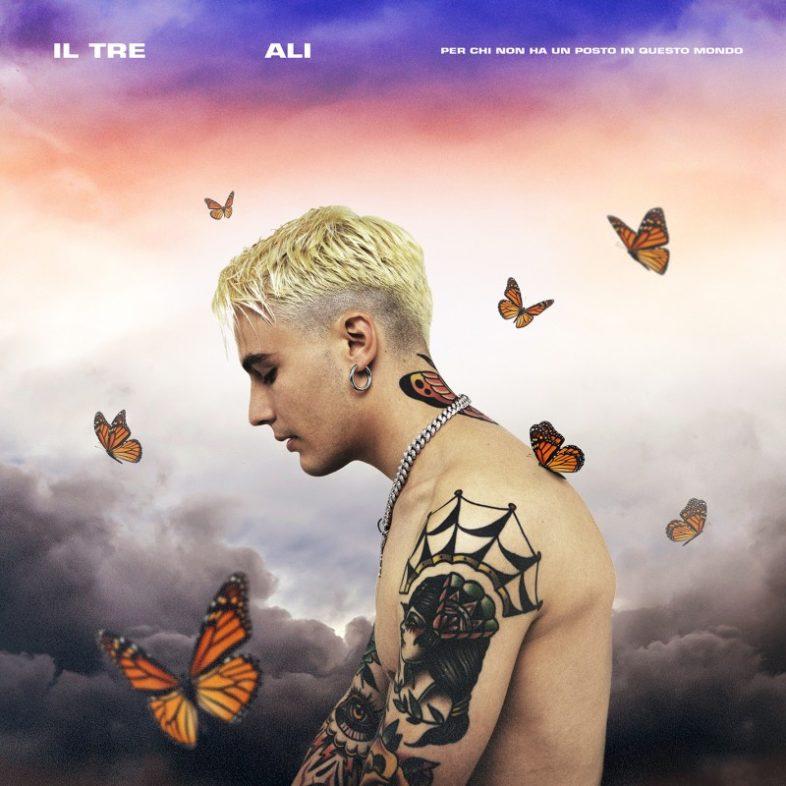 """IL TRE in febbraio il suo album di debutto """"Ali"""""""