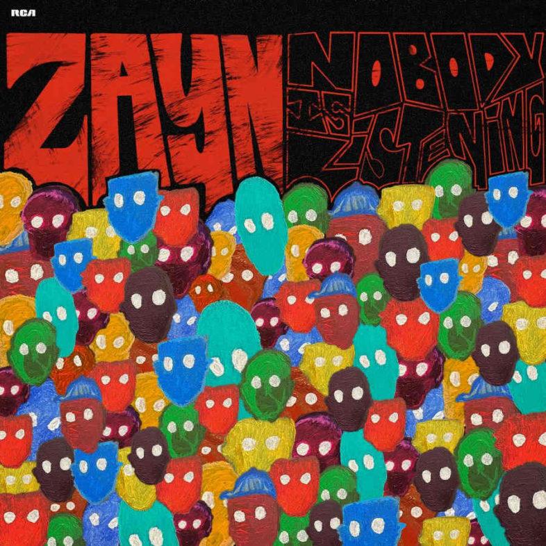 """Recensione: ZAYN – """"Nobody Is Listening"""""""