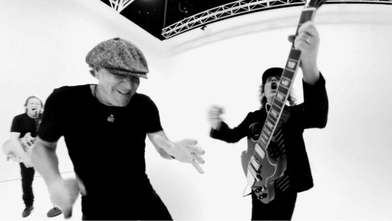 """Video e Testo: AC/DC – """"Realize"""""""