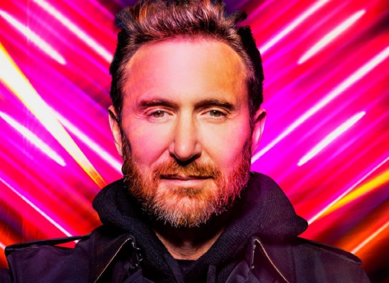 DAVID GUETTA DJ set in livestream da Dubai