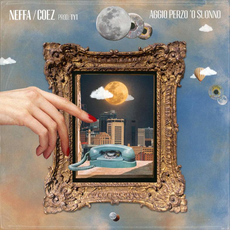 """NEFFA torna con un nuovo singolo """"Aggio perzo 'o suonno"""" feat. Coez prod. TY1"""