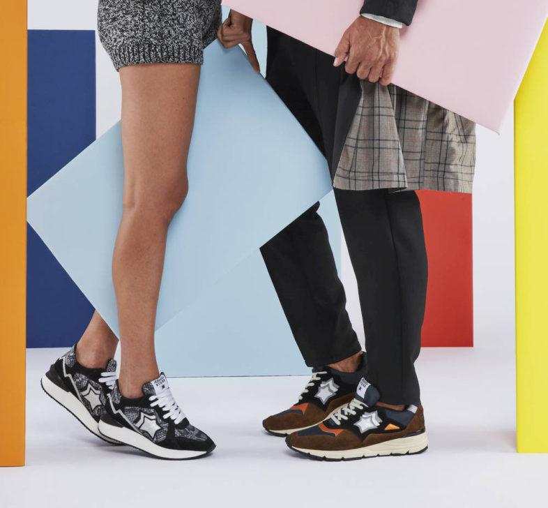ATLANTIC STARS: il brand di sneaker italiano che pensa agli anni '80