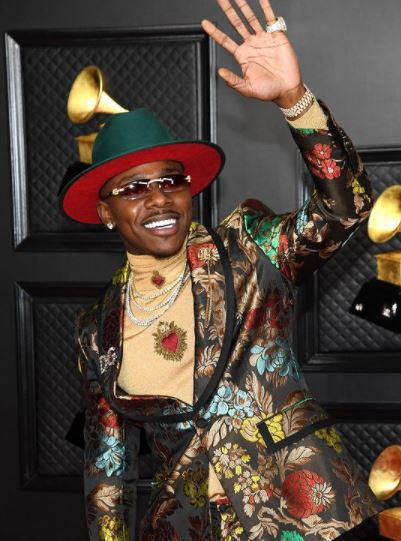 DaBaby Grammy 2021