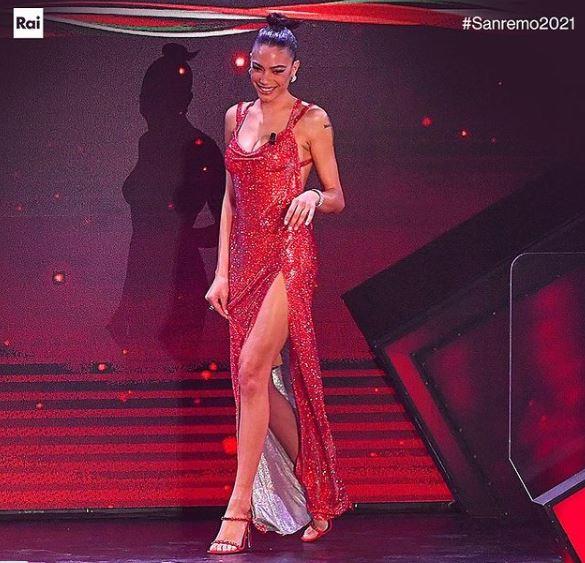 Elodie Sanremo 2021