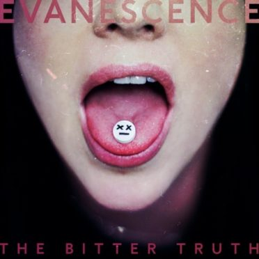 Evanescence_The Bitter Truth_Cover