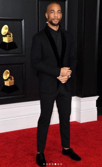 Kendrick Sampson Grammy 2021
