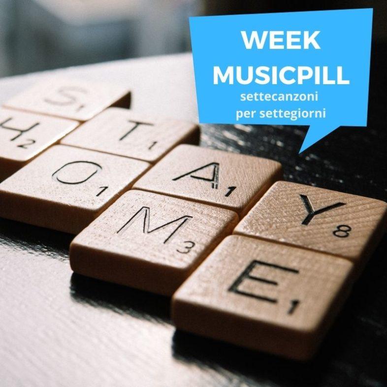 Videolist: WeekMusicPill – Come sopravvivere in musica alla settimana.