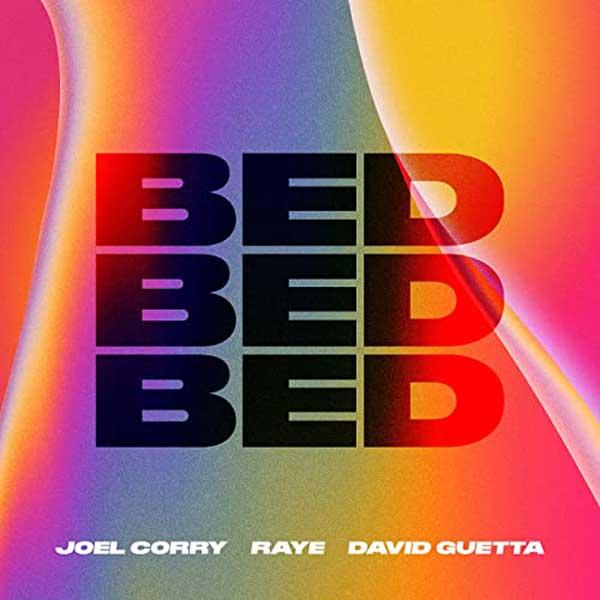 NEWSIC DANCE CHART: N.1 JOEL CORRY, RAYE & DAVID GUETTA – Bed
