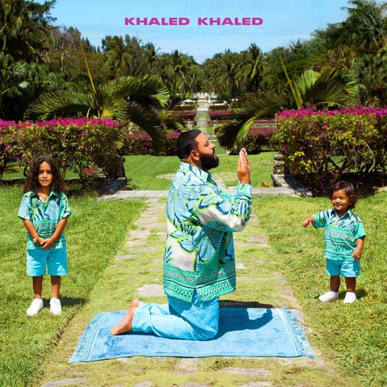 "DJ KHALED pubblica il suo nuovo album ""Khaled Khaled"""