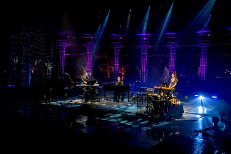 """UMBERTO TOZZI """"Songs"""" il live in streaming dallo Sporting di Monte-Carlo"""