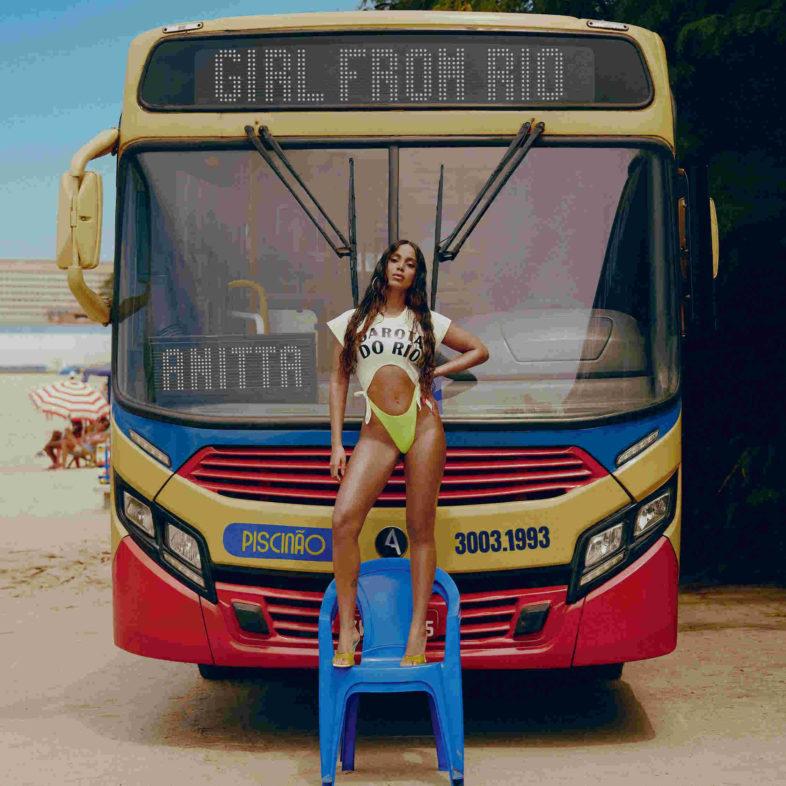 ANITTA la superstar brasiliana pubblica il nuovo video e il nuovo singolo