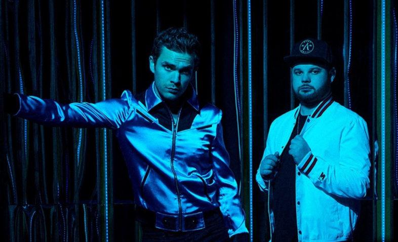 Il duo dei ROYAL BLOOD in vetta alla classifica Uk album