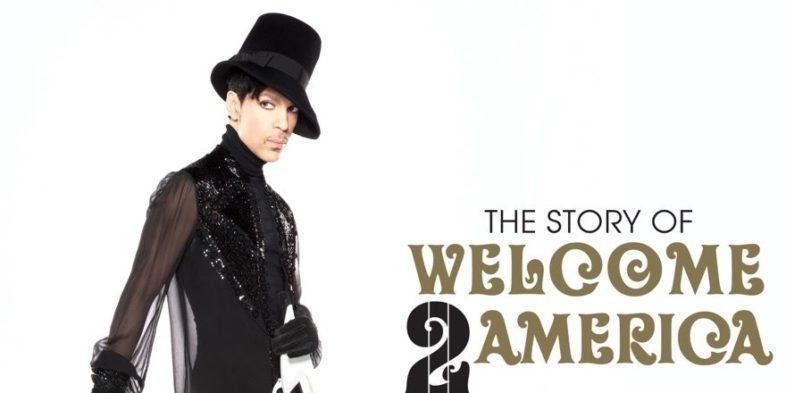 """Nuova stagione del podcast ufficiale di PRINCE """"The Story of Welcome 2 America"""""""