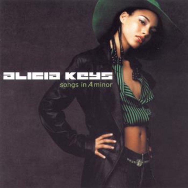 """Recensione:  ALICIA KEYS – """"Songs In A Minor"""""""