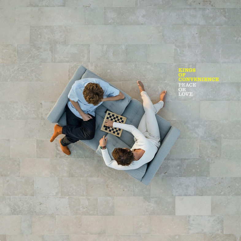 """Recensione:  KINGS OF CONVENIENCE – """"Peace or Love"""""""