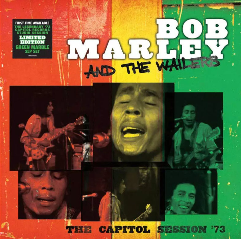"""BOB MARLEY AND THE WAILERS a settembre l'inedita sessione live """"The Capitol Session '73"""""""