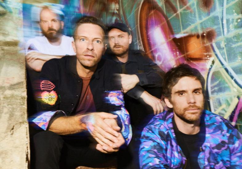"""COLDPLAY """"Music Of The Spheres"""" è il nuovo album in uscita il 15 Ottobre"""