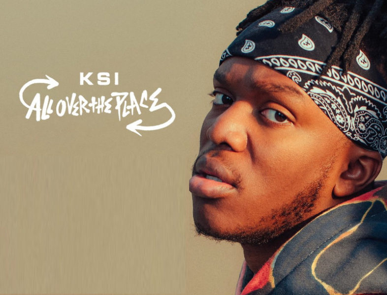 KSI debutta alla numero uno nella chart album UK