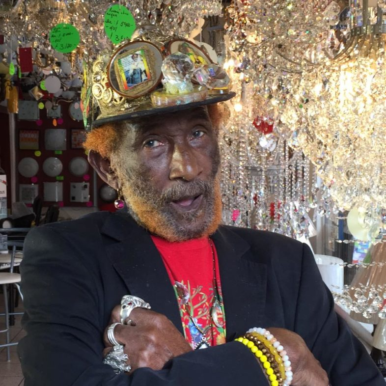 Addio LEE 'SCRATCH' PERRY, il visionario del reggae