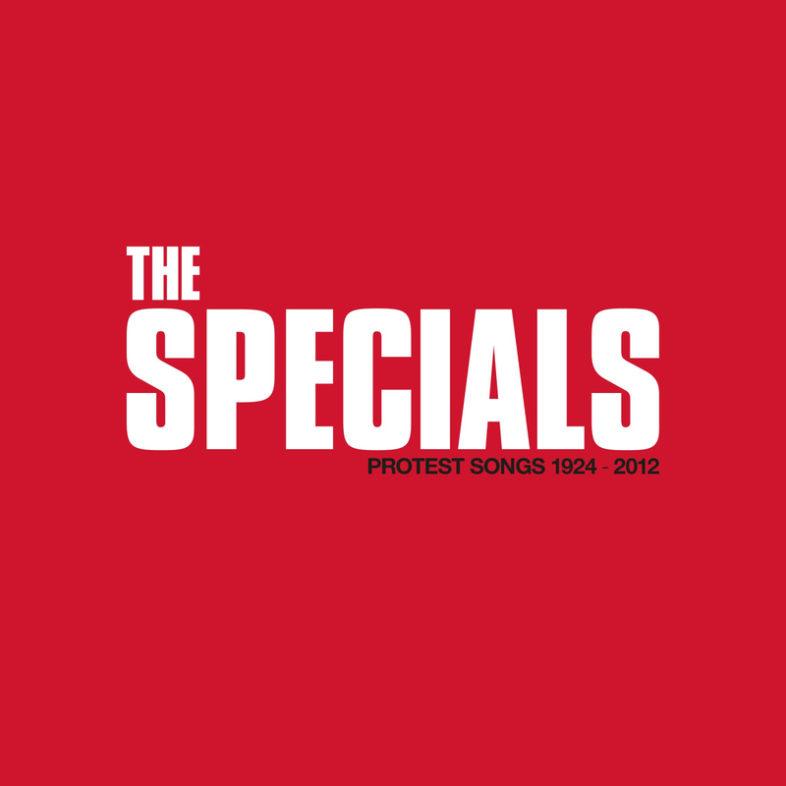 """THE SPECIALS: Il nuovo album """"PROTEST SONGS 1924 – 2012"""" in uscita il 24 settembre"""