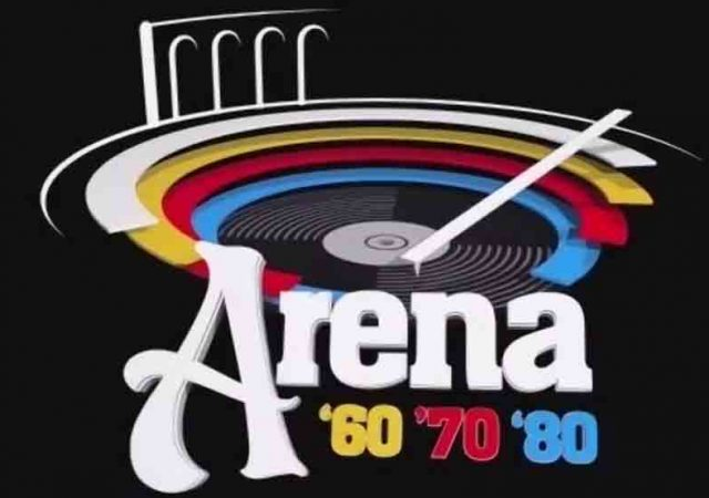 ARENA SUZUKI '60'70'80 con AMADEUS  all'ARENA DI VERONA!