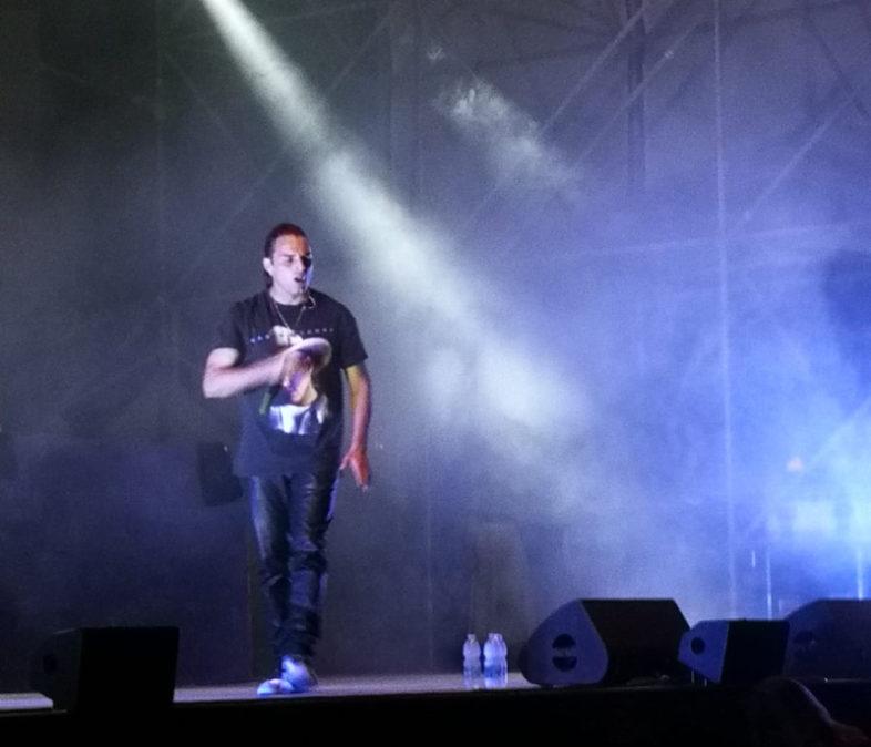 Live Report concerto: ERNIA tour estivo Beky Bay